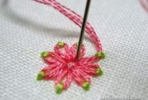 Embroidery / Free charts, tutorials and inspiration / by Jeannette