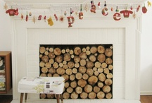 Home // Fireplaces / by Kim