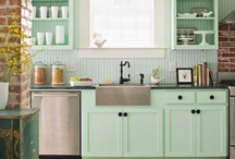 Home // Kitchens / by Kim