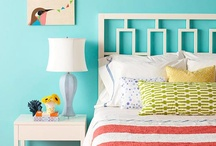 Home // Bedrooms / by Kim