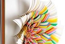 art ideas / by Lauren Gessner