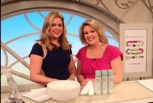 Behind the scenes / Behind the scenes with the Liz Earle Team at press events, QVC shows and more! / by Liz Earle