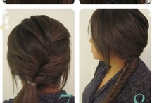 Style // Hair / by Kim
