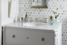 Home // Bathrooms / by Kim