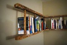 Art Studio Organization Ideas / Ideas for storing and organizing art and crafts materials / by Judy Douglas