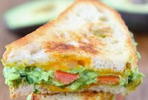 Sandwiches, Wraps, Paninis... / by Vanessa Welch