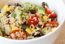 Cooking with Quinoa  / by Vanessa Welch
