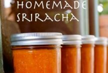 Marinades, Condiments, and Sauces / by Vanessa Welch