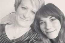 Mother's Day #LizEarle Selfies / How many generations of Cleanse & Polish devotees are there in your family? To celebrate Mother's Day, we wanted to see your mother-daughter selfies on Instagram using #LizEarle. / by Liz Earle
