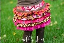 My inner seamstress ;) / Maxi skirt  / by Erika Trautman