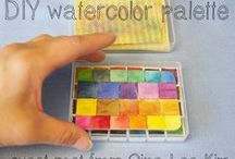 Drawing and Painting Tutes / Drawing and painting tutorials: video and blog  / by Marci Stringham