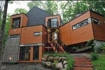 Architectural - Alternative Housing / by NanceInWA
