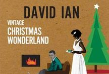 David Ian: Vintage Christmas Wonderland / Inspired by David Ian's new EP. Available on Amazon and iTunes. / by Naxos Of America