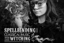 Spellbinding Classics / Classical Music for the Witching Hour. Available on iTunes October 8, 2013. / by Naxos Of America