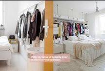 Apartment & Small Living Space Organizing - Kuzak's Closet / by Amanda Kuzak