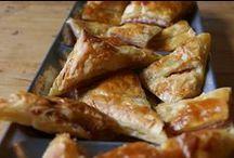 Appetizers, Snacks & Fondue Recipes - Kuzak's Closet / by Amanda Kuzak
