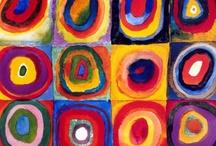 Kandinsky / by Angie Jones