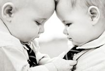 Hudson & Hunter  / My little miracles.  / by Kacey Harris