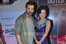 Celebs at Gold Awards 2013 / #JohnAbraham, #AshaNegi, #ManishPaul and other celebs graced Gold Awards 2013. / by glamsham