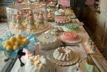Sweet Pastel Treats - If I had a Patisserie Shoppe... / by Susan Shearer  DiSessa