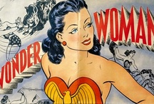 Wonder Woman  / by Deb Campbell