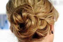 Beauty - Hair/Nail Ideas / by Holly Edwards