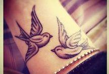 Tattoos / by Niva