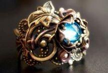 Bijoux - Jewellery / by Niva