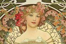 Liberty Art Nouveau  / by Niva