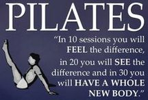 Pilates Mon Amour / by Niva