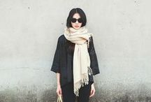 .style: boyish librarian casual chic / by Yoga Librarian