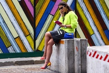 Street Style / The title says it all. / by Sheyla Concepcion (Lady Goodman blog)