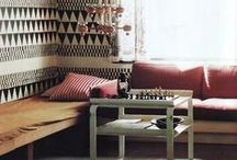Decorando / Beautiful ideas for your home. / by Paula Münch de Castro