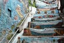 Lugares y espacios favoritos / by Jesu Reitze