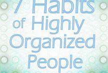 Keep Me Sane- Organize!  / by Molly E. Nolan