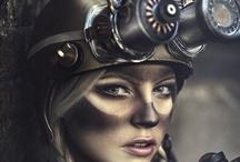 Art / Steampunk / by Sue Kovarik