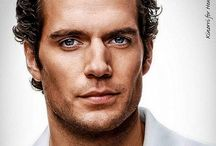 HenryCavill / Beautiful man who I learned about in Man of Steel hope to see more of him! / by Paige Ramey(: