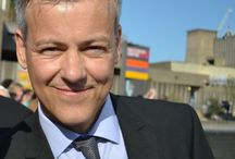 RupertGraves(: / I had to make his own board because Rupert Graves.  / by Paige Ramey(: