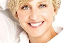 EllenDeGeneres / Ya she's so amazing she needs her own board. / by Paige Ramey(:
