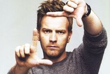 EwanMcGregor / Oh lord this beautiful Scottish man  / by Paige Ramey(: