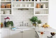 Home Design: Kitchens / Unique design ideas for your kitchen space / by Kenda Smith