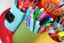 Back To School / Back to school lunch ideas, crafts, printables and more. / by Kenda Smith