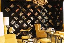 bookshelf love / by Pamela Carrasco