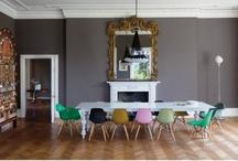 dining room love / by Pamela Carrasco