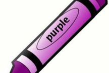 Luv Purple! / by Coco