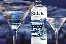 Van Gogh BLUE Triple Wheat Vodka / by Van Gogh Vodka