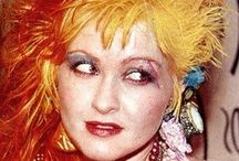 CYNDI LAUPER / BEST MUSICIAN AND HUMANITARIAN TO DATE! / by Terence Torres