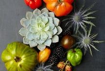 Fruits et légumes / by Lyne Bourgon