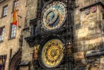 Horloges et boussoles / by Lyne Bourgon