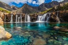 Natural Beauty: Waterfalls / by Laura K.